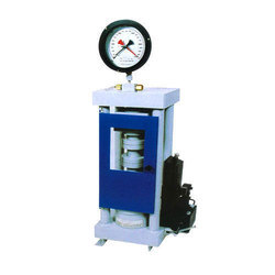 Hand Compression Testing Machine
