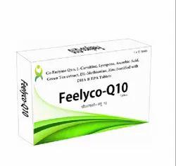 Atulya Medilink Feelyco-Q10, Packaging Type: Alu Alu Pack