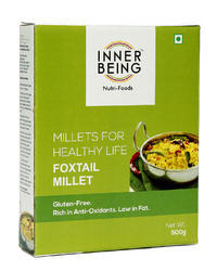 Inner Being Live Nourish Foxtail 500grm