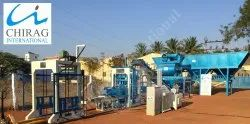 Chirag Multi Raw Material Brick Making Machine