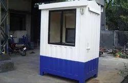 Guard Security Cabin