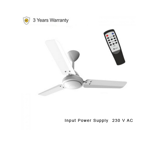 White Atomberg Gorilla BLDC Ceiling Fan, Warranty: 3 Year