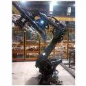 Robotic Handling Machine
