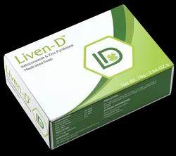 Liven D Anti-Fungal Medicated Soap