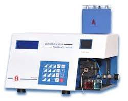 Micro Controller Flame Photometer