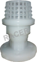 Flanged End PP Foot Valves