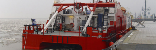 Vessel Survey Services