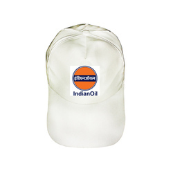 White Promotional Cap