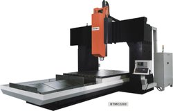 Fully Automatic CNC Double Column Vertical Machining Center