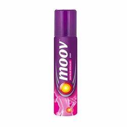 Moov Spray, Packaging Type: Bottle, 80 Gm
