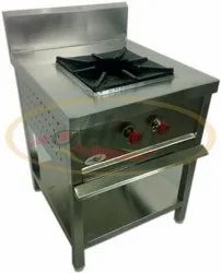 Abid Ss, Ms Single Burner Range, Ab-352, 1