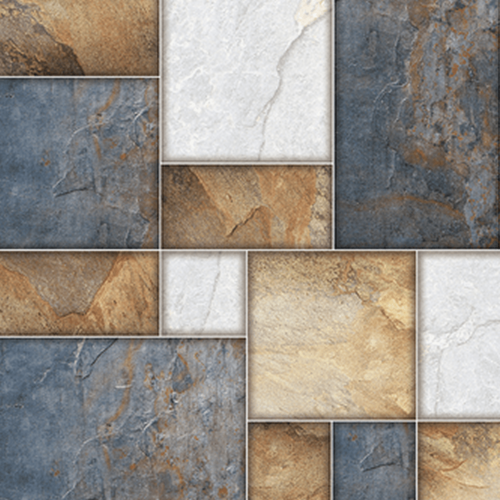 Outdoor Ceramic Wall Tile 15 20 Mm Rs