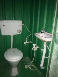 Western FRP Bio Toilet