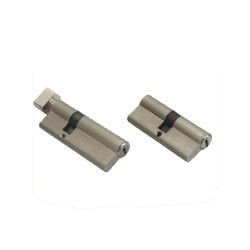 Datar Enterprise UPVC Cylinder Lock, Silver, Packaging Size: 30 - 50 Pieces