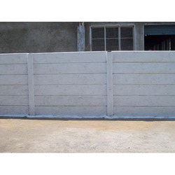 7 Feet Precast Compound Wall