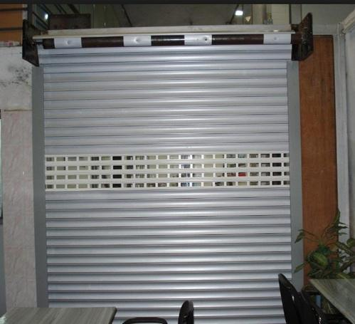 Rolling Shutters - Motorized Aluminum Rolling Shutters Manufacturer