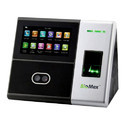 Multi Biometric Identification Time Attendance System