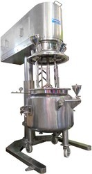 Industrial Planetary Mixer (with High Shear Mixer)