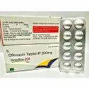 Ofloxacin 200mg Tablet Ip