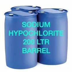 Sodium Hypochlorite 200Ltr Barrel Disinfectant