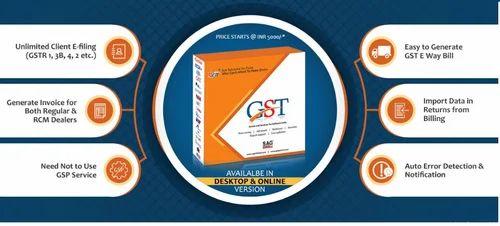 GEN GST in Himayatnagar, Hyderabad | ID: 18313082588