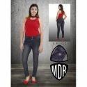 MDR Ladies Designer Denim Jeans