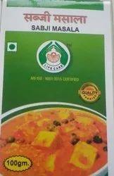 Life Care Powder Sabji Masala, Packaging Type: Box, Packaging Size: 100 gram