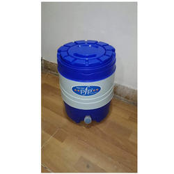 Plastic Blue Water Camper, Size: 18 Litre