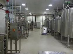 Beverages and Fruit Juice Processing Plant