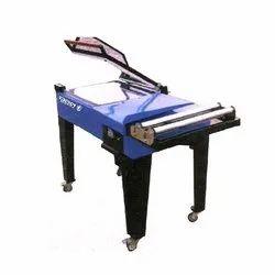 Manual L Sealer Shrink Machine