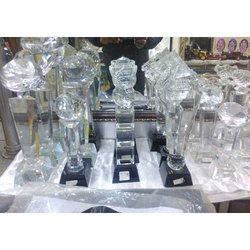 Crystal Award Trophies