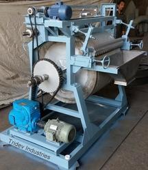 Rotary Drum Flaker Machine