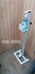 Peddal hand sanitising machine
