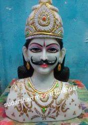 Marble Baliya Dev Statue