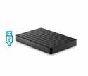 Black Seagate Expansion 2tb Portable External Hard Drive