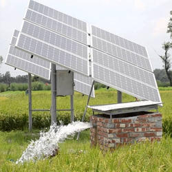 Agriculture Solar Pumping System