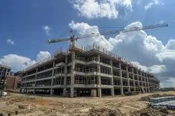 Commercial Projects Hotel Building Construction Service