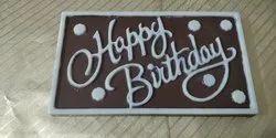 Milk Happy Birthday Chocolate Bar