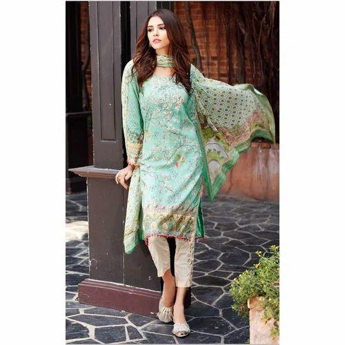 Ladies Pakistani Suits Stitching