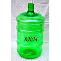 20 Litre Transparent Pet Jar