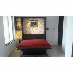 Designer Wall Mount Bed