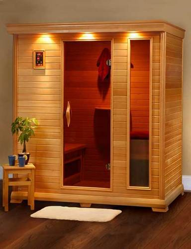 Sauna Details In 2019: Infrared Sauna Cabin For Beauty & Relax, Rs 400 /piece