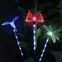 Solar Garden Lights -humming Bird Solar Outdoor Decorative Lights