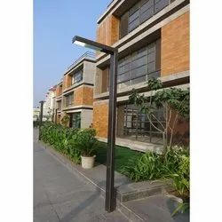 Square LED Light Pole