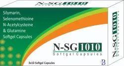 Silymarin, Selenomethionine N-Acetylcysteine & Glutamine