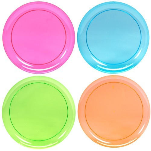Colored Plastic Dinner Plates Size 14 Cm  sc 1 st  IndiaMART & Colored Plastic Dinner Plates Size: 14 Cm Rs 53 /set | ID: 17795787262