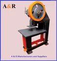 Arms Chappal Making Machine (10 Tonn), Single Phase, Production Capacity: 1800 - 2000 Pairs/ Day