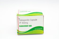 Gabasign 400 Mg Cap