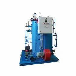 Oil Fired 2000 kg/hr Steam Boiler, Non IBR