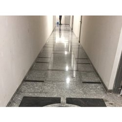Granite Flooring Services in Residential Building